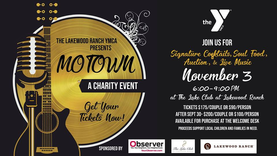 Motown Gala - A Charity Event