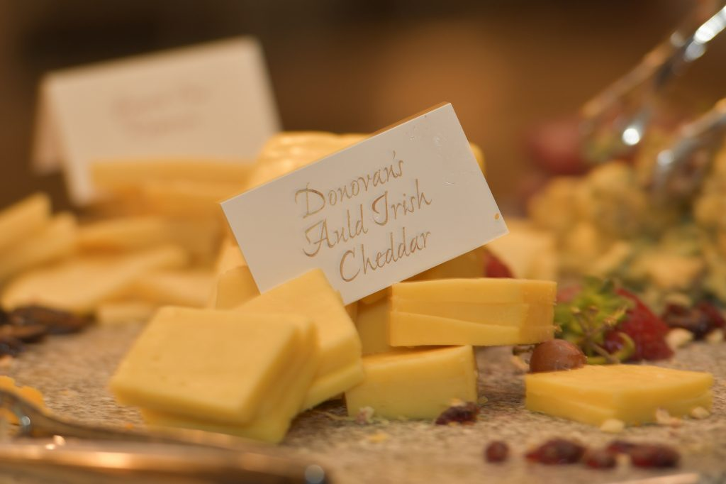 Wine and Cheese Tasting at The Lake Club