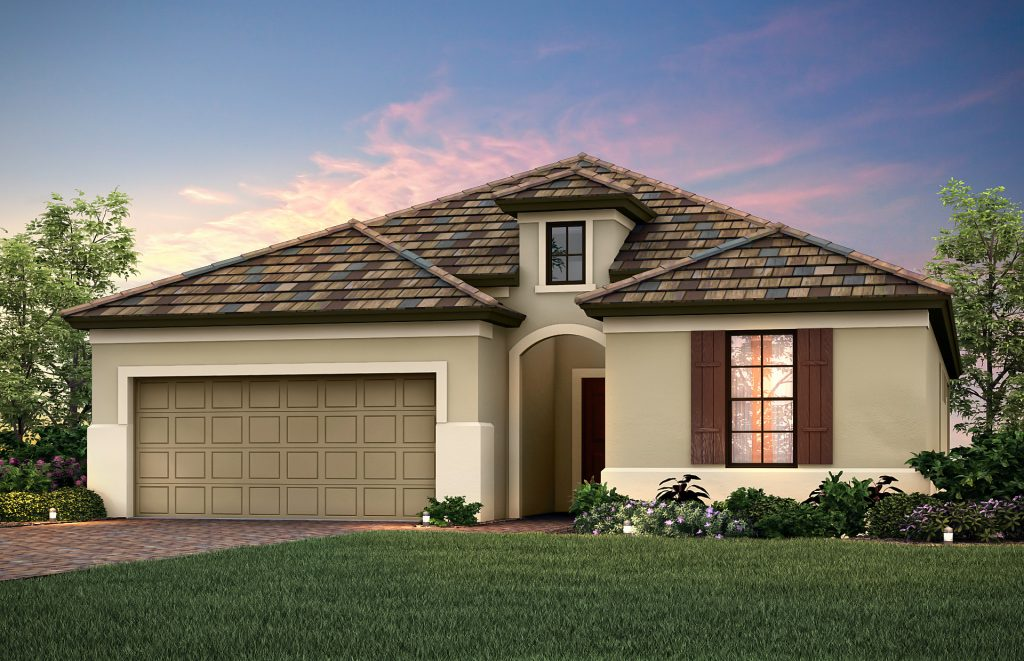 Del Webb LWR Summerwood