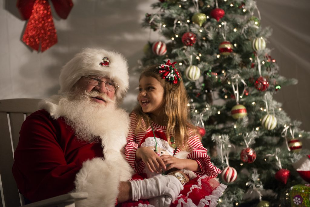 Lunch with Santa at Main Street Trattoria
