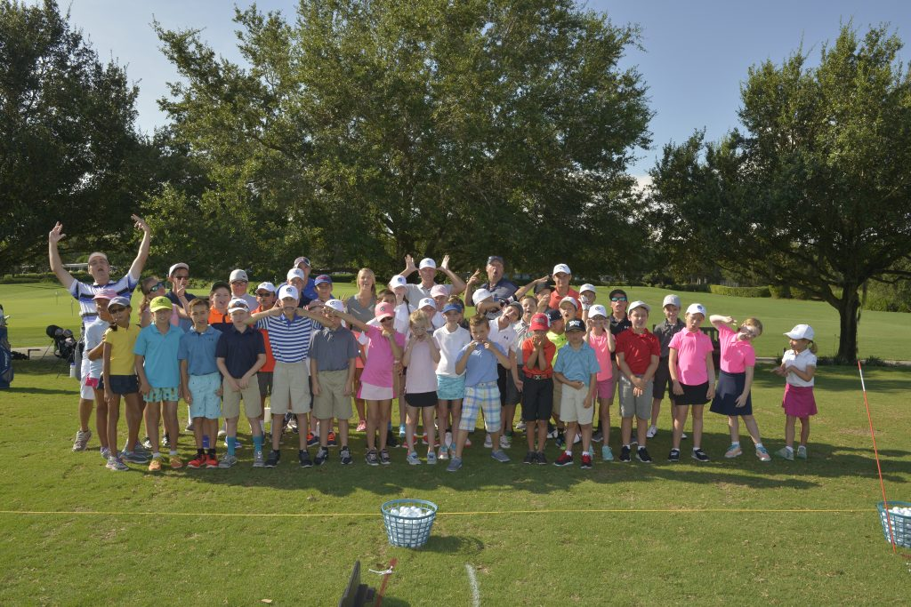 Country Club Summer Golf Camp