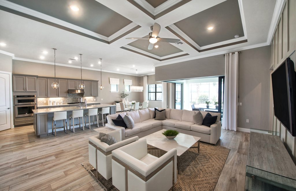 Pinnacle At Shoreview At Lakewood Ranch Waterside By Pulte