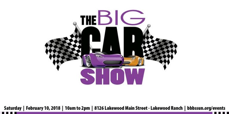 The Big Car Show Lakewood Ranch - Lakewood ranch main street car show