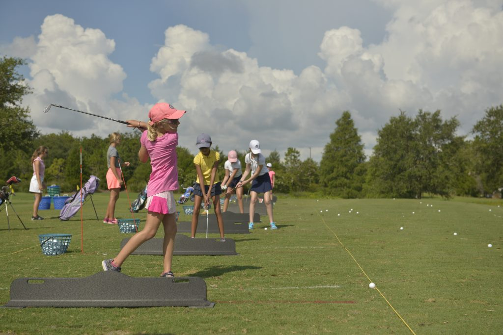 Golf Academy Elite Summer Golf Camp