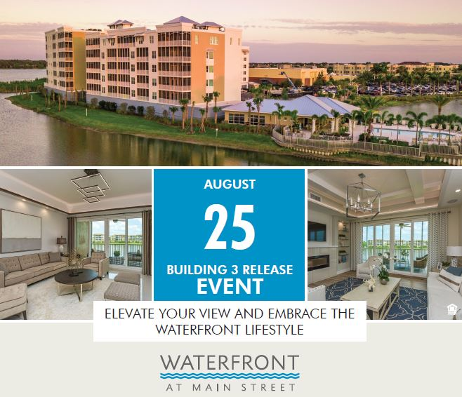 Waterfront at Main Street: Building 3 Release Event