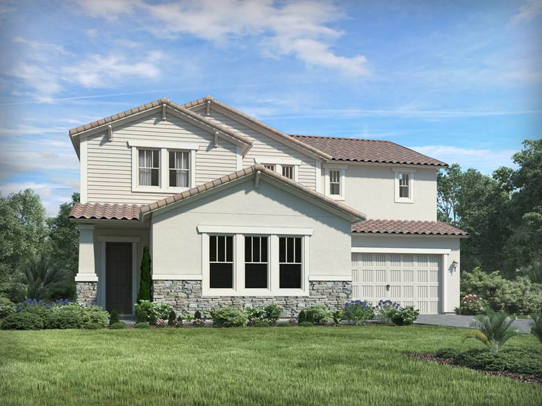 Stanford II Model Home