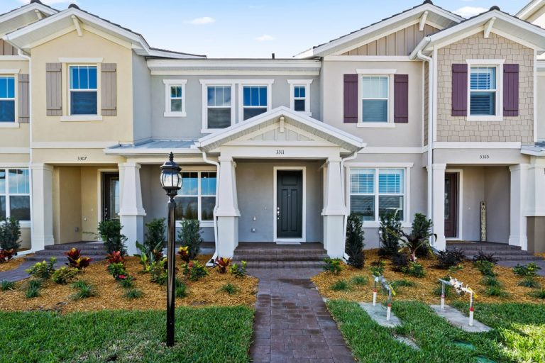 Foxtail Townhome - Interior Unite - Homesite 159