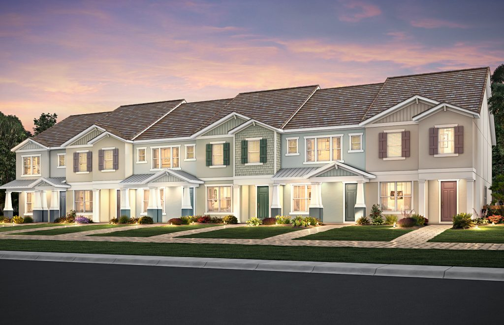 Foxtail Ext Townhome - Homesite 163