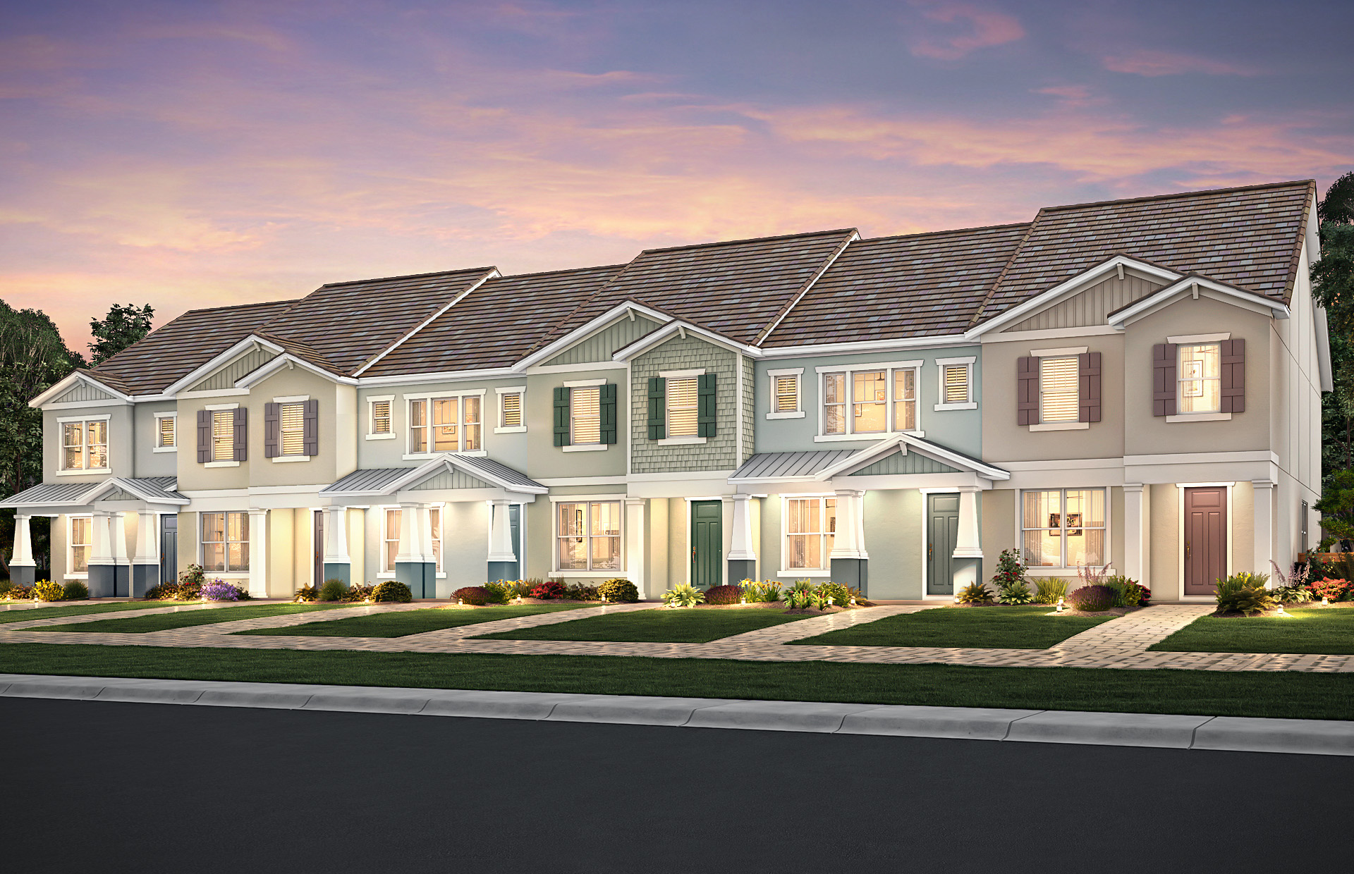 Foxtail Ext Townhome - Homesite 159