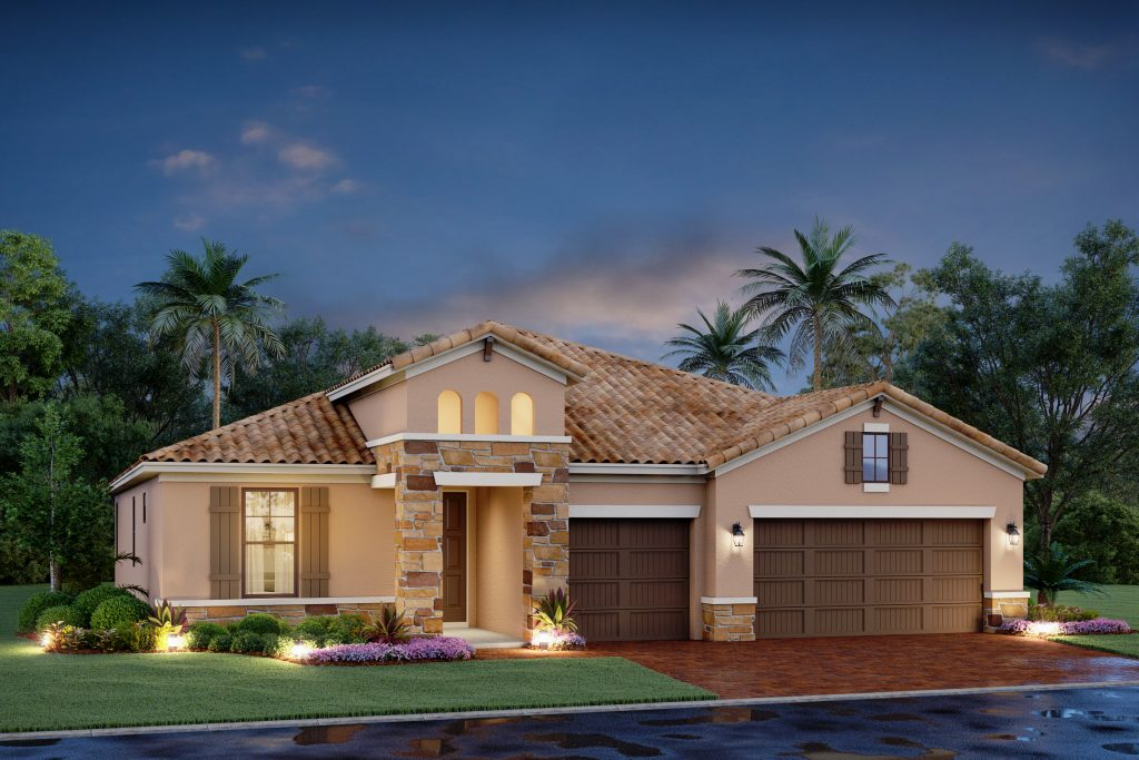 The Ginnie - Tuscan: Homesite 39