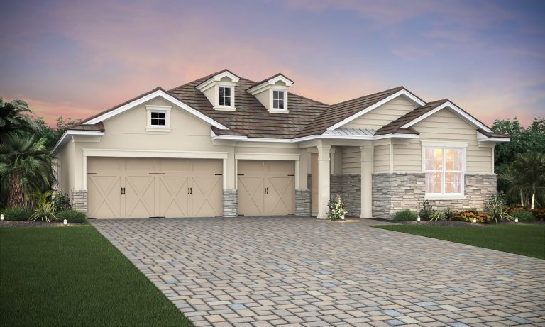 Creekview Home in Mallory Park - Homesite 228