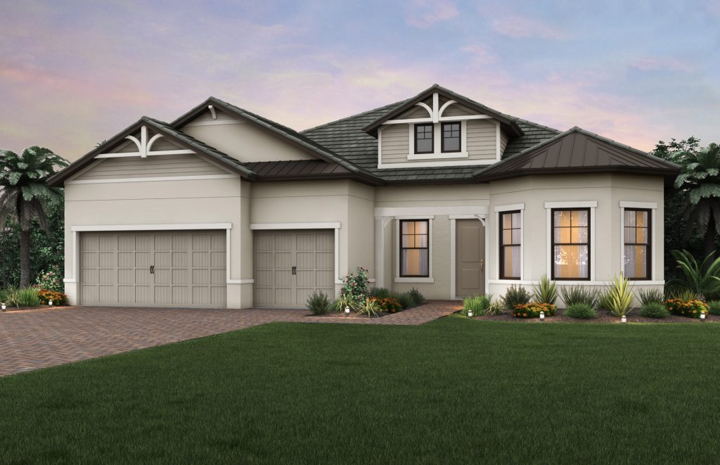 Pinnacle Ready in September - 1/2 mile from Waterside Place