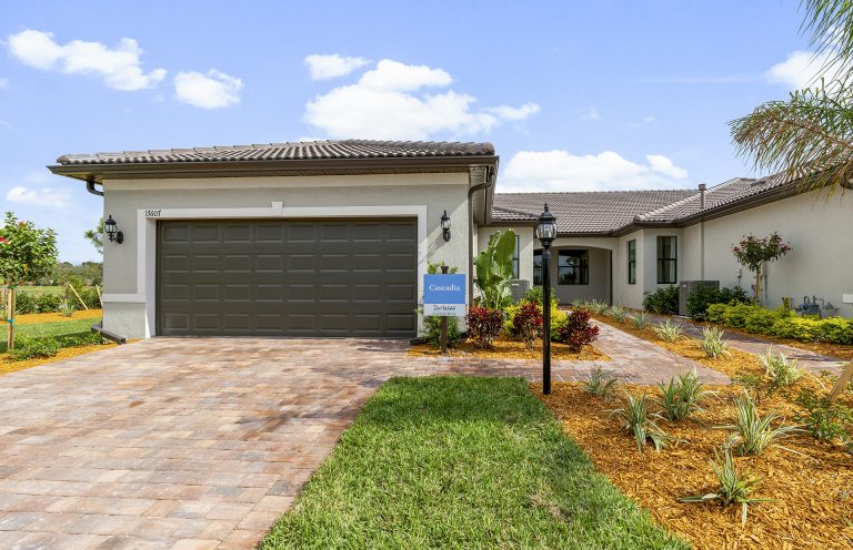 Cascadia at Del Webb Lakewood Ranch