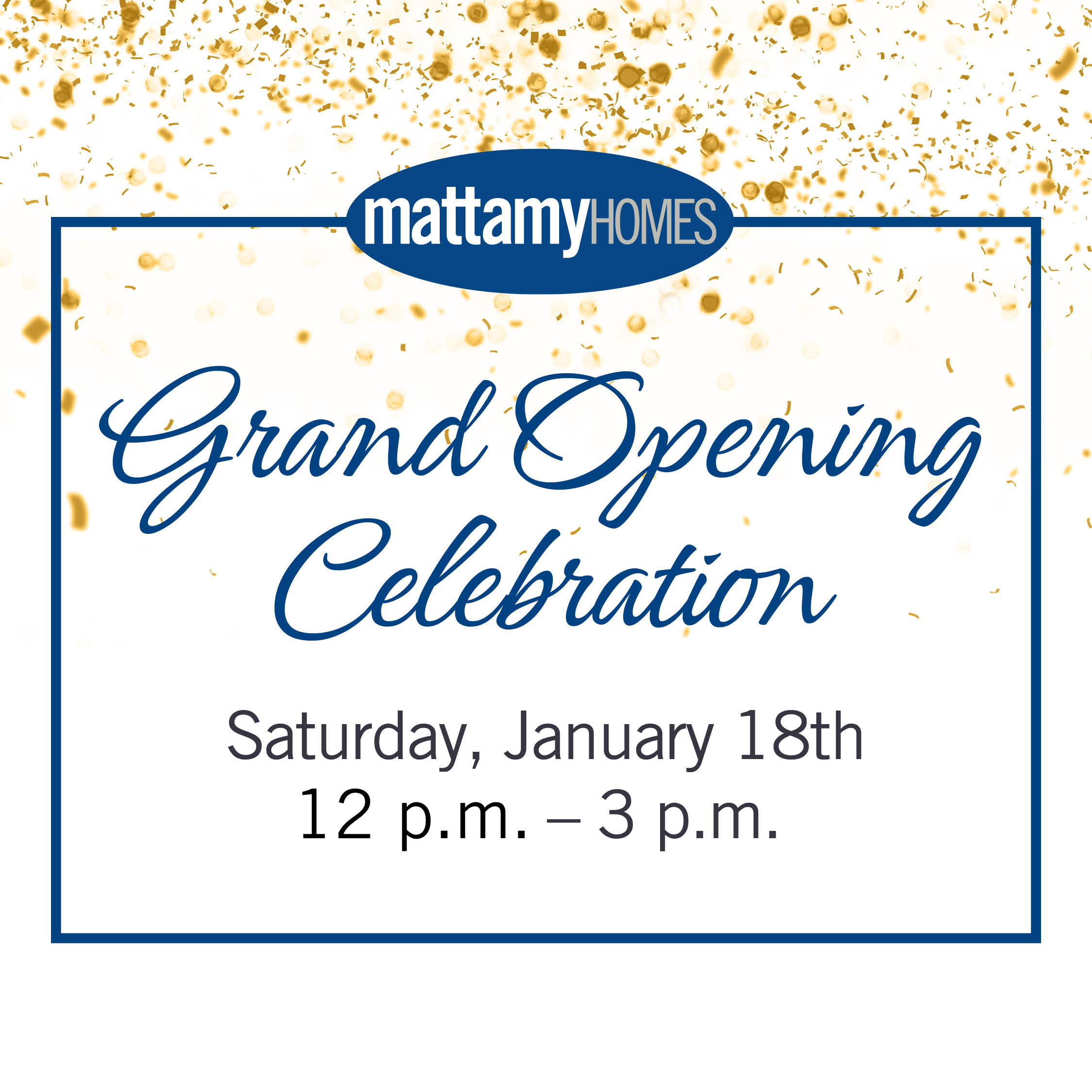 Lakewood Ranch Apartments: Mattamy Homes Grand Opening Celebration