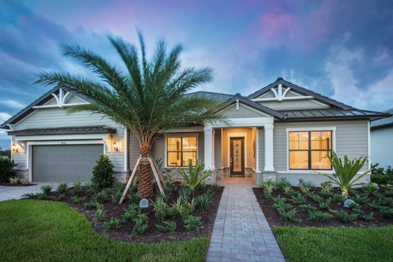 Camelot in Shoreview @ Lakewood Ranch Waterside on Homesite 183