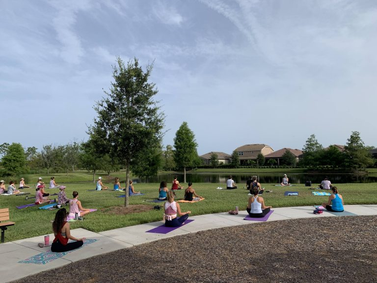 2020 Yoga in the Park - 06.28.20
